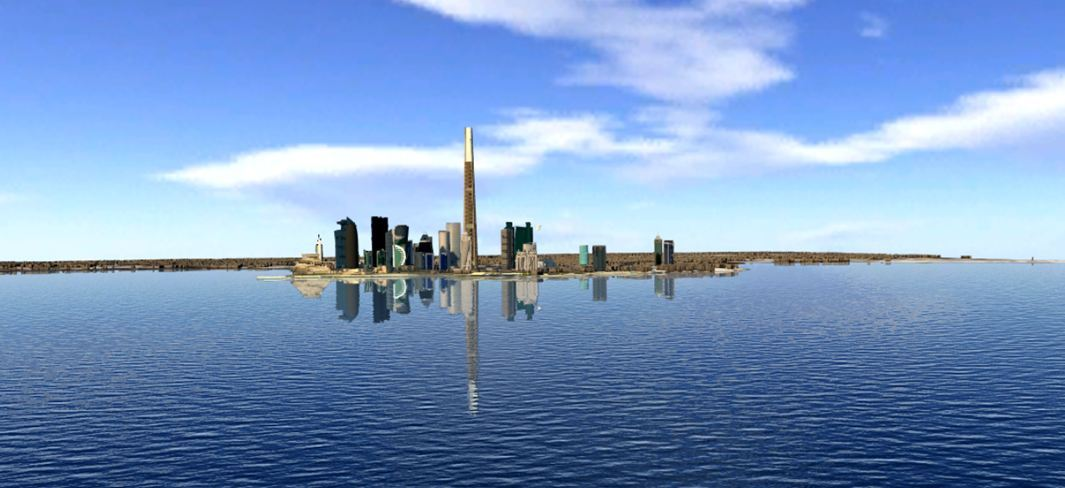 Doha_qatar_water_view