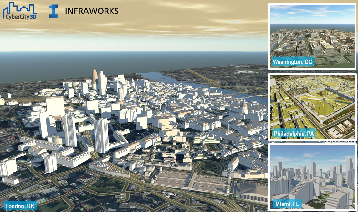 Infraworks_collage